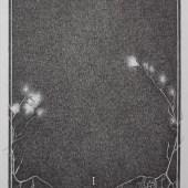 Tjotta - 44 x 56cm - pen op papier - 2016