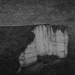 Vattetot - sur - mer - 65x51cm - pen op papier - 2015
